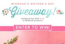 Mother's Day / The most meaningful Mother's Day gifts come from the heart...and Mixbook! / by Mixbook