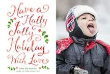 Holiday Photo Cards / The beautiful and custom designed holiday photo cards from Mixbook.com / by Mixbook
