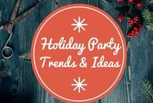 Holiday Party Inspiration / Everything you need for the ultimate holiday party! / by Mixbook