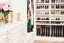 interiors | closet / by Kendra Stephenson