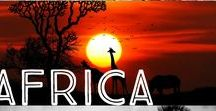 Africa / From safaris to cities there is so much to see in Africa deciding which countries to include in your itinerary is really difficult