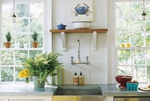 kitchen ideas / by Susannah Cassidy Friedman