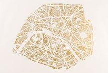 Paris / by Marie-Anne Lapie