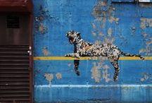 Street art / by Marie-Anne Lapie