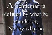 Rules of a gentlemen