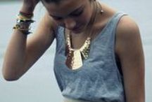 Fashionista wannabe / la belleza es tu cabeza / by Nashua