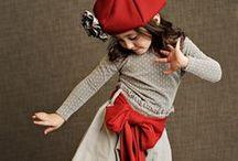 Clothes: little fashion