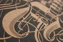 typography / by Gawie Joubert