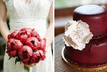 Red Weddings / Ideas for rich, red weddings and event design
