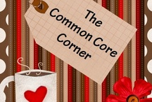 Classroom--Common Core / by Donna Underwood