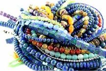 Gemstone Beads / You can find these and other beautiful gemstone beads at Happy Mango Beads. www.happymangobeads.com / by Happy Mango Beads