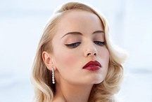 Old Hollywood Glam / Celebrities and designers alike love going old Hollywood glam every now and then. The look is fun and easy to create with the right products!  / by glo Professional Brands
