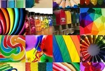 Colour: RAINBOW Riches