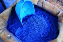 Colour: INDIGO Ink
