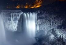 Waterfalls, Rivers, Streams & Brooks
