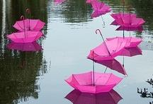 Umbrellas, Kites, & Bubbles