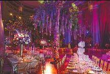 Purple Weddings / Purple weddings ideas + hues to make for a dramatic wedding design