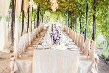 Outdoor Weddings / Ideas for Outdoor Weddings