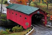 Bridges, Covered Bridges, Windmills, & Weathervanes