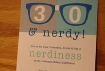 Nerdy and Thirty / by Amanda Selley