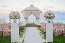 All things {Ceremony & Aisles} / All things wedding ceremony sites & Aisles, decor and design ideas