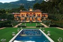 All things {Outdoor Home Design} / All things for your inviting and luxurious outdoor inspiration