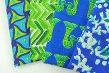 Indian Fabrics Inspiration / Indian inspired