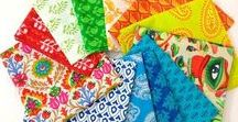 ! Fabrics / your source for fabric shopping, from Indian block print to Linen, shot cotton Handloom, etc