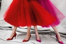 RED DRESS / by Zhenne Wood
