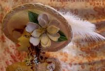 Original Doll Art of Zhenne Wood / by Zhenne Wood