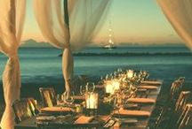 Summer Weddings / Great ideas for weddings on a hot summer day
