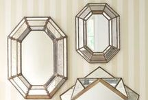 Espejo, espejito. / Pasion familiar heredada. Con un espejo todo espacio queda mejor. / by Nashua