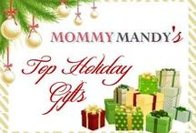 MommyMandy's Top Holiday Gifts  / #PinTheHalls www.mommymandy.com