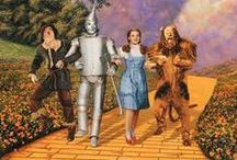 """❥❥""""The Wizard Of Oz"""" : """"You've Always Had the Power My Dear. You Had it All Along"""" ~ Glinda ❥❥ / I have LOVED """"The Wizard of oz"""" ever since I was a little girl...and to this day (@ age 41) I still think it's so magical."""