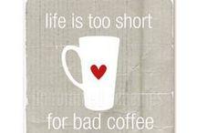 Café, coffee, caffe / by Nashua