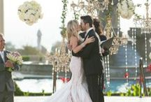 Celebrity Weddings / This is a fun board to see some celebrity weddings and their gorgeous décor!!