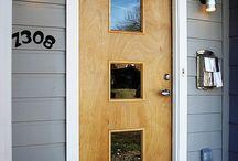 Front Doors & Garage Doors