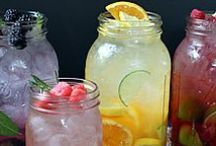 Summer Drinks / by Kaitlyn H