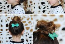Hair style for her....