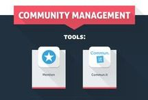 Community Management / This board is full of community management tips that span all across different social media platform. Expect infographics about the right kinds of personalization, or just things that aren't just about one social media platform in particular. Facebook, Twitter, LinkedIn, Pinterest, Snapchat, YouTube are all welcome here. / by ZOG Digital