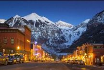 Telluride, CO / Employees bond in this quiet, mountain town at least once a year. / by ZOG Digital