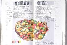 Cookbook: Recipe jurnal