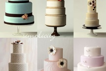 Wedding Cakes I'd Like to Make / by Doni Tompkins