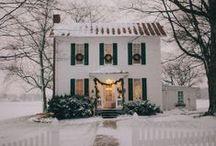 Holidays / Winter holiday decorating. / by tamera