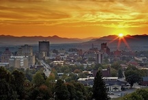 i love asheville / by Alison Banchiere