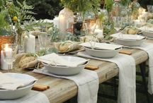 Gatherings / Design Ideas / inspiration for gatherings
