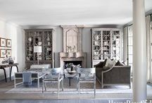 Interior Design / design ideas for creating a beautiful, warm and inviting home