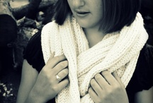 """Scarves by Megan Kube / Check out """"Scarves by Megan Kube"""" on Etsy!   / by Megan Kube"""