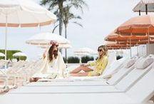 Summer & Resort / Go somewhere warm. / by tamera