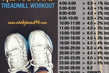 move {cardio workouts} / by Tina Reale